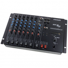 Mesa de Som Frahm - MXF 8 canais USB