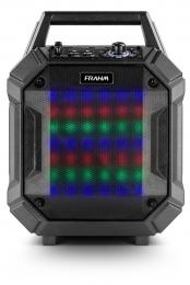 Caixa de Som Amplificada Multiuso Frahm - PB 400 Bluetooth 200W