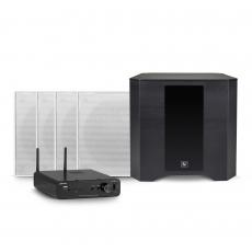 Kit Sonorização de Ambientes Frahm Master Plus - 580W RMS