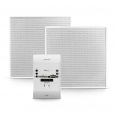 Kit Sonorização de Ambientes Frahm Master Duo - 60W RMS