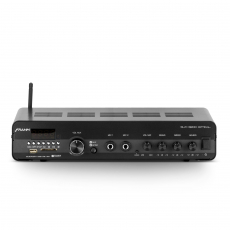 Amplificador - Receiver para Som Ambiente Frahm SLIM 3200 OPTICAL Bluetooth 200W