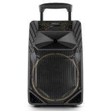 Caixa de Som Amplificada Multiuso Frahm - CF 1000 APP Bluetooth 500W