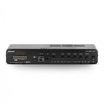 Amplificador - Receiver para Som Ambiente Frahm SLIM 3500 APP Bluetooth