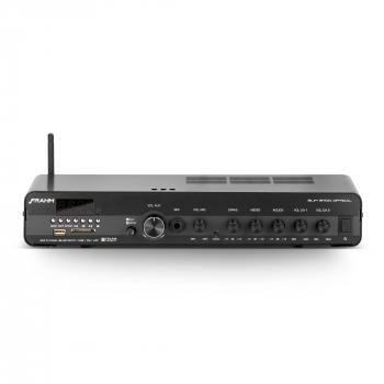 Amplificador - Receiver para Som Ambiente Frahm SLIM 3700 Optical Bluetooth 2x120W