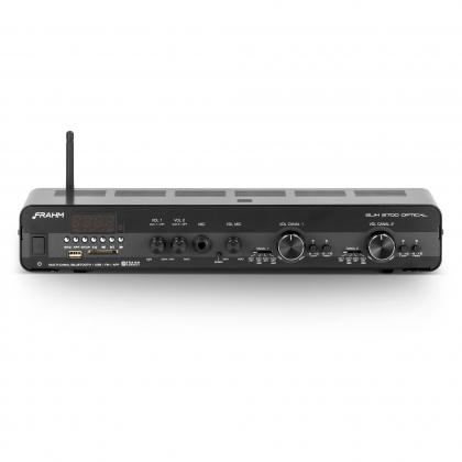 Amplificador - Receiver para Som Ambiente Frahm SLIM 2700 Optical Bluetooth