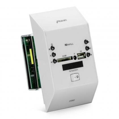 Amplificador de parede Frahm - RD Wall Bluetooth 60W
