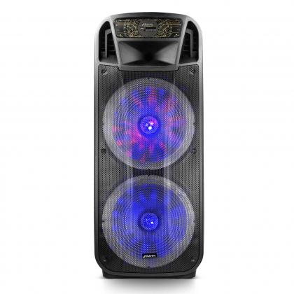 Caixa Amplificada Multiuso Frahm - CF 4000 APP Bluetooth 1600W